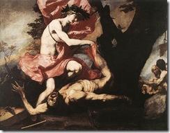 Apolo desollando a Marsias-José de Ribera