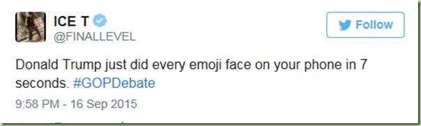 trump emoji