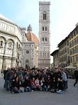 Unsere Gruppe in Florenz