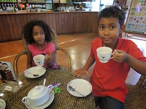 Tea Factory Tour, Kandy, Sri Lanka