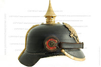 The side view of the Reich Cocarde