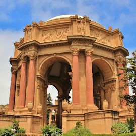 Artistically beautiful .. by Kishore Bakshi - Buildings & Architecture Statues & Monuments