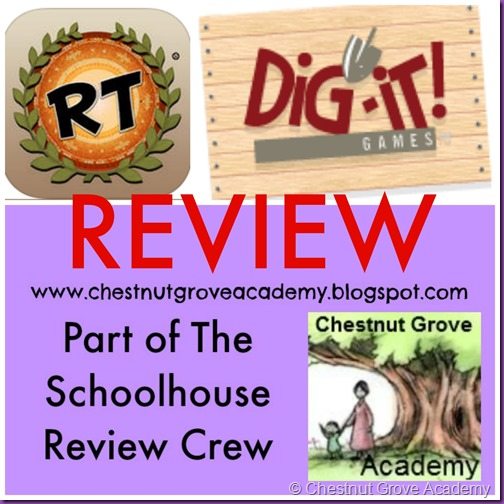 Dig it Games Review