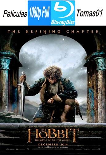 El Hobbit 3: La batalla de los cinco ejércitos (The Hobbit 3) (2014) (BRRip/BDRip) Full 1080p