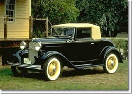 1932FordV-8Cabriolet