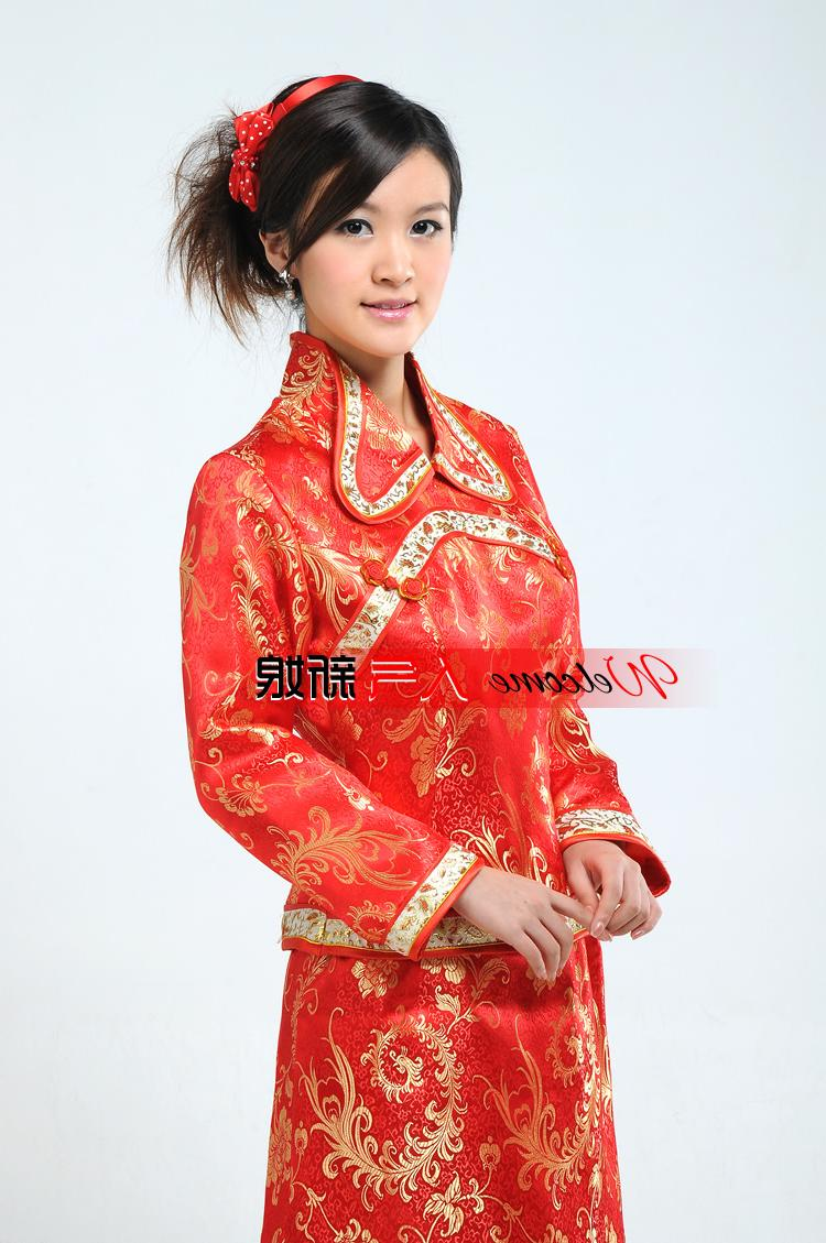 chinese bridal gowns