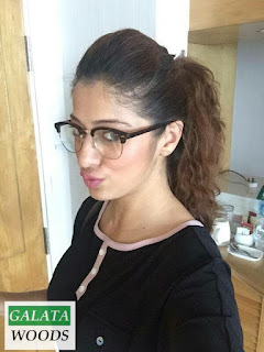 Raai Laxmi Hot Selfie Images, Raai Laxmi Hot Pics In Eye Glass