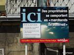 """Anciens communs du château : dénonciation municipale de """"marchands de sommeil"""""""