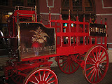 The Anheuser-Busch wagon at the Anheuser-Busch Brewery in St Louis 03192011a
