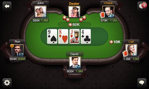 Poker Games: World Poker Club screenshot 6