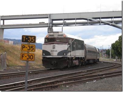 IMG_8624 Amtrak NPCU #90340 at Union Station in Portland, Oregon on August 19, 2007