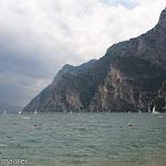Super Bedingungen für Windsurfer in Riva del Garda / Отличные условия для виндсёрфинга в Рива дель Гарда