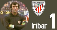 Athletic Bilbao 1978 - Iribar