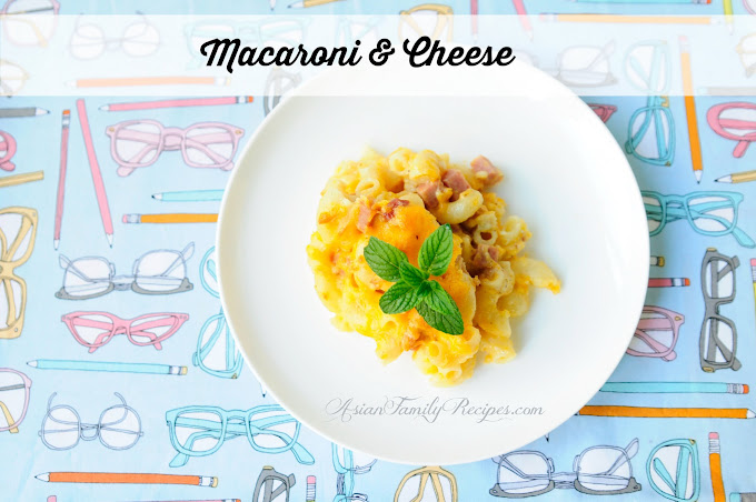 Homemade Macaroni & Cheese
