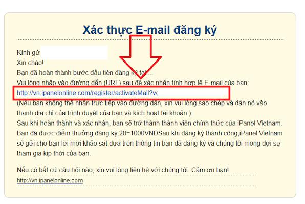 ipanelonline vn kiem tien tren mang 3 Kiem tien tren mang tu chuong trinh khao sat Ipanelonline cua Viet Nam