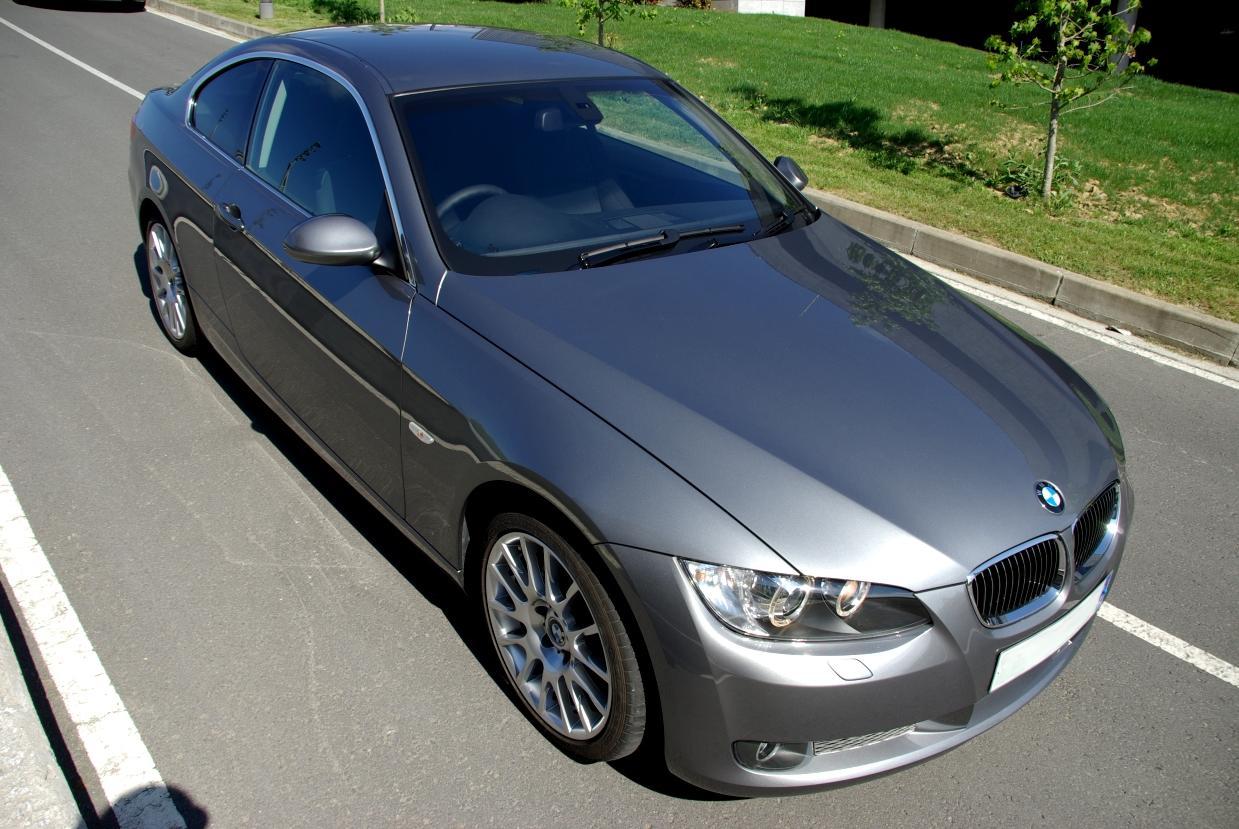 Photos with a friend  BMW E92