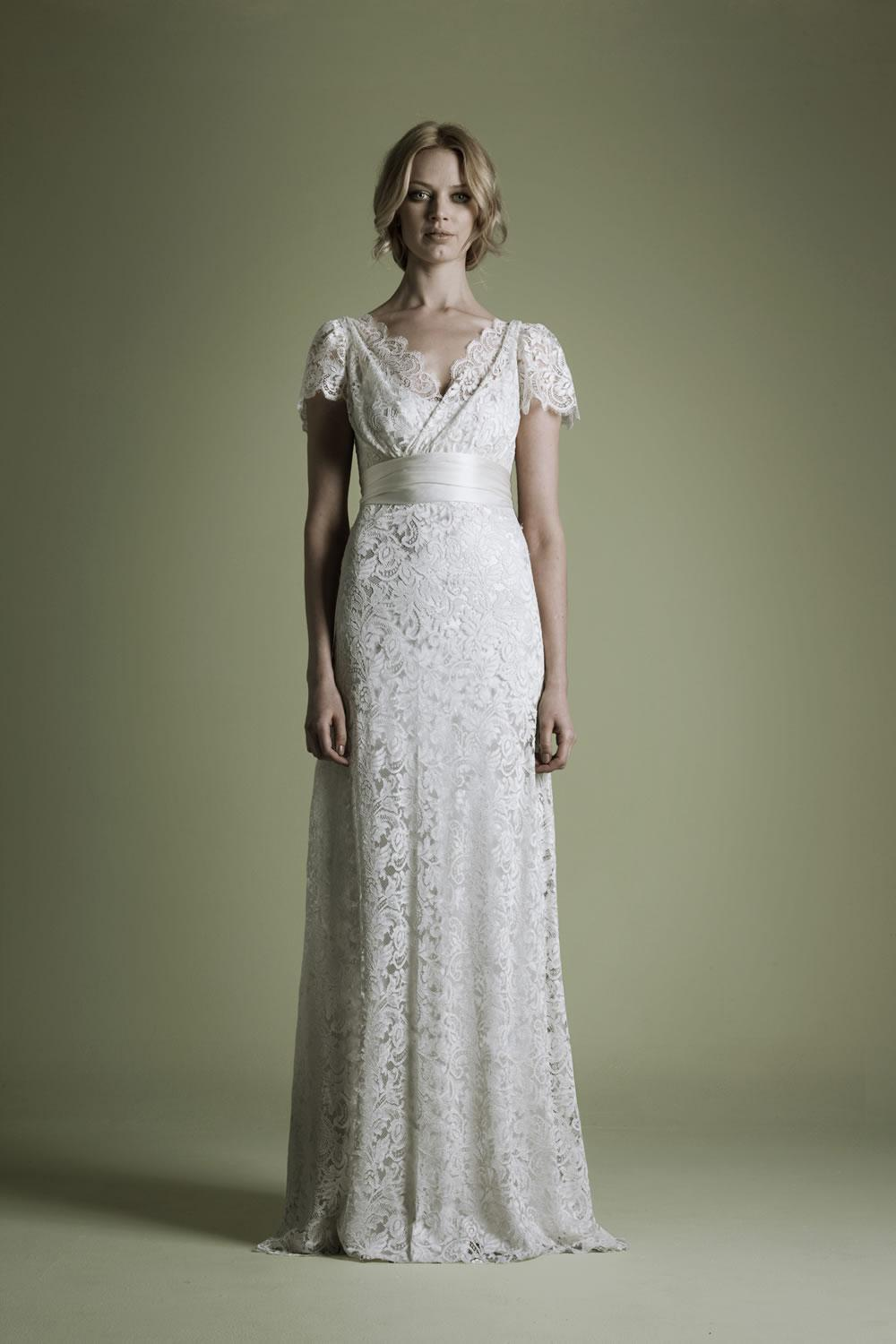 The Vintage Wedding Dress