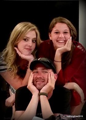 Maria, Caroline & Mike