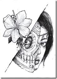 colorear dia de muertos 5 (3)