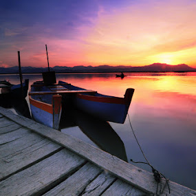 Morning Glory by Ruslan Agule - Landscapes Sunsets & Sunrises