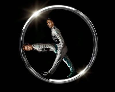 Льюис Хэмилтон и Нико Росберг - Формула Успеха