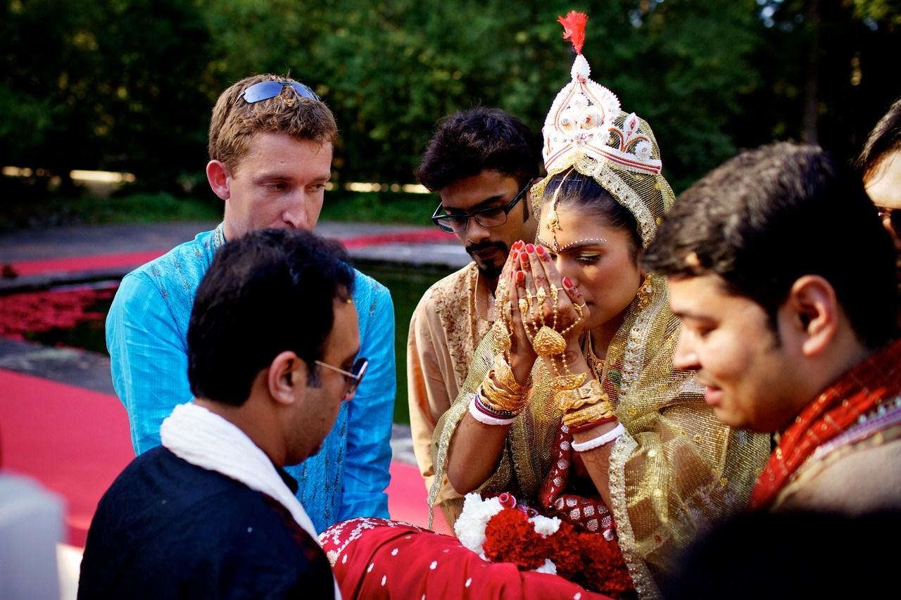 the hindu wedding-