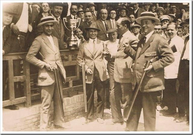 Premios Concurso Tiro al Pichoìn. Ca. 1925