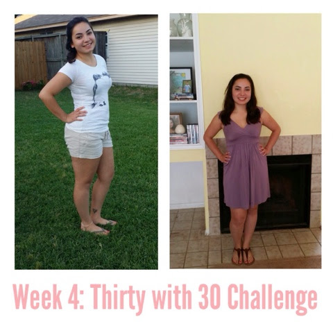 30x30 Week 4