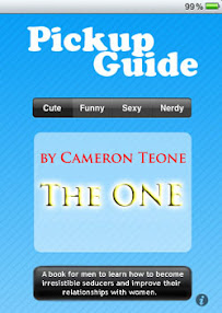 Cover of Cameron Teone's Book The Ones Pickup Guide