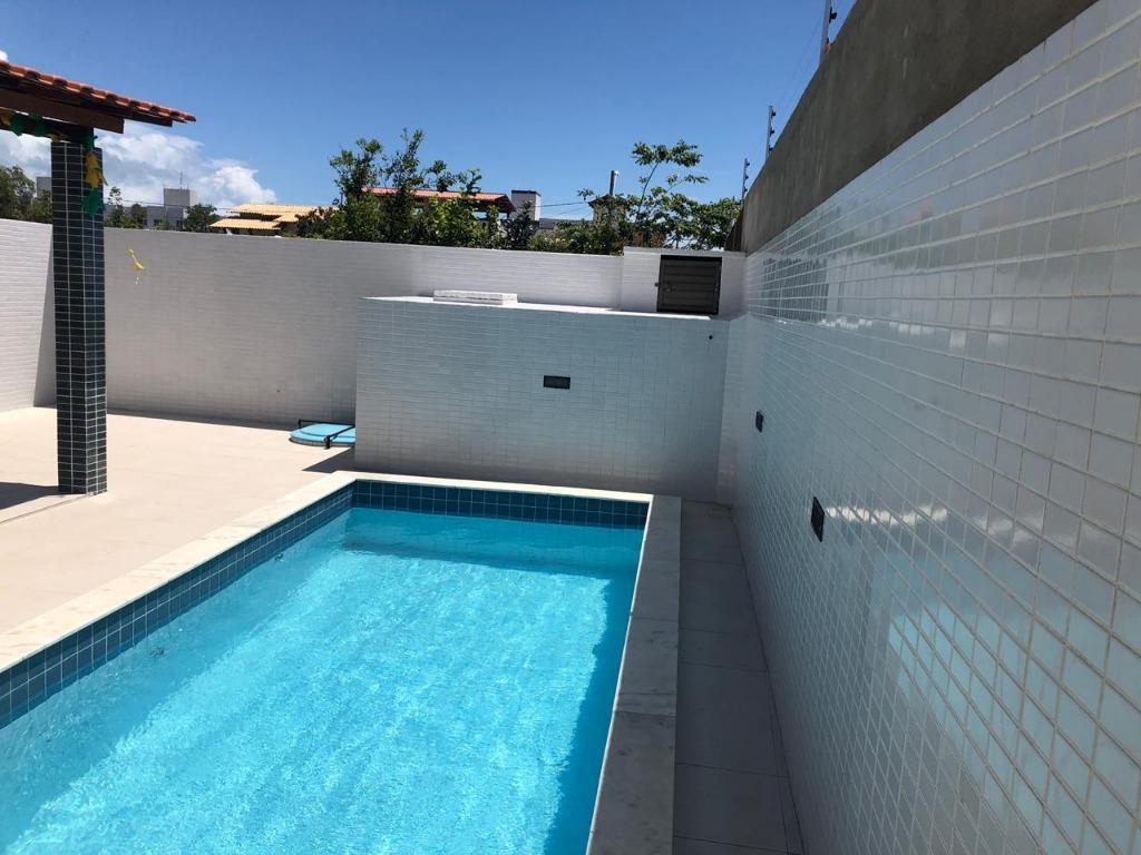 Apartamento com 2 dormitórios à venda, 59 m² por R$ 180.000 - Altiplano - João Pessoa/PB