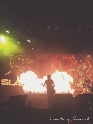 Mayhem Festival Chula Vista Slayer