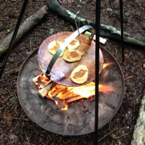 Summer Holiday - Kids Outdoor Food, Fire & Foraging Events in Aberdeen