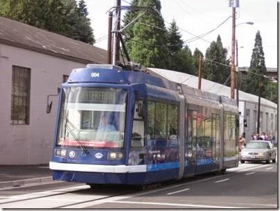 IMG_8574 Portland Streetcar #004 in Portland, Oregon on August 19, 2007