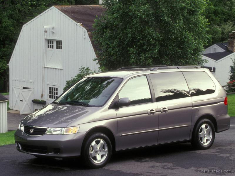 2003 honda odyssey minivan specifications pictures prices for Honda odyssey mileage