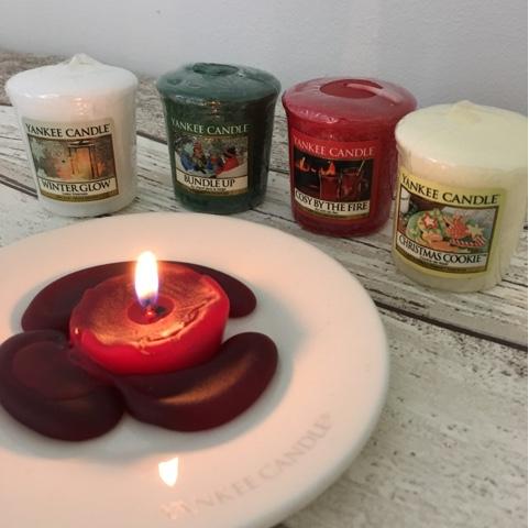 Festive Smells - Yankee Candle Gift Set // Blogmas Day One ...
