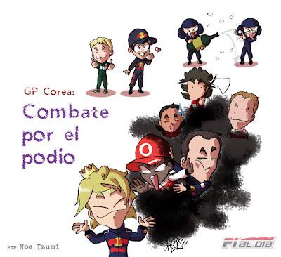 анимешная картинка Noe Izumi по Гран-при Кореи 2011