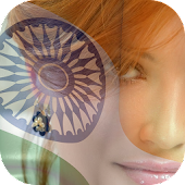 India Flag On Face Photo Editor APK for Bluestacks