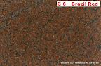 G6 - Brazil Red Đỏ Brazil)
