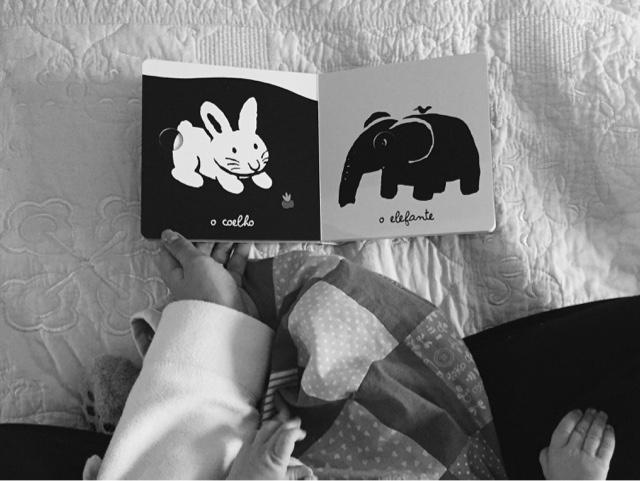 A preto e branco