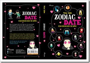 Zodiac Date - Cover