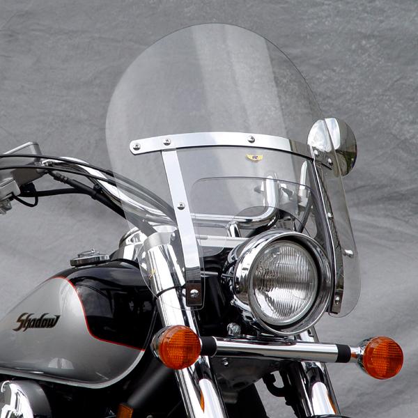 Ветровик на мотоцикл своими руками