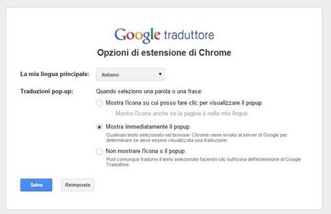 google-traduttore