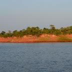 Musango Bush Camp, Anfahrt per Boot zur Insel © Foto: Ulrike Pârvu | Outback Africa Erlebnisreisen