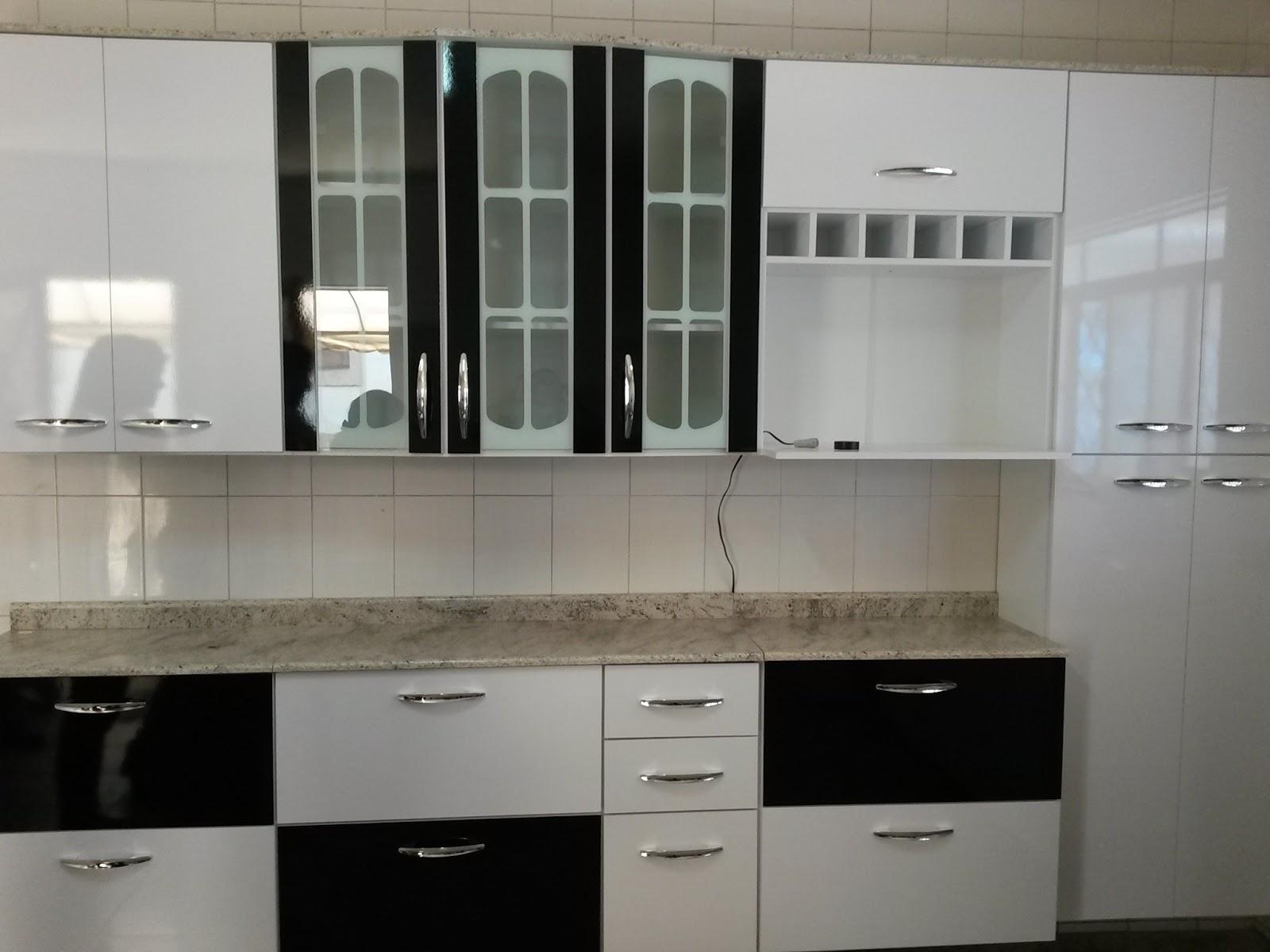 Promoo De Armario De Cozinha Marabraz Fabulous Cozinha Compacta