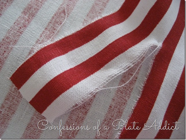 CONFESSIONS OF A PLATE ADDICT Stars & Stripes Rag Ball Filler tutorial