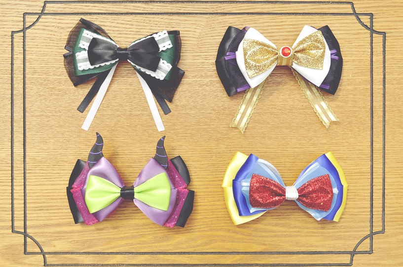 Extra Sweet Bowtique Disney Inspired Bows