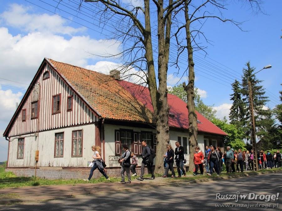 Stara Kościelnica - Wycieczka żuławska po Gminie Miłoradz