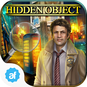 Hidden Object NYC Detective