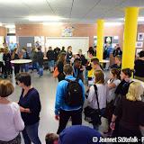 Volop plezier tijdens project Eurowater Dollard College - Foto's Jeannet Stotefalk