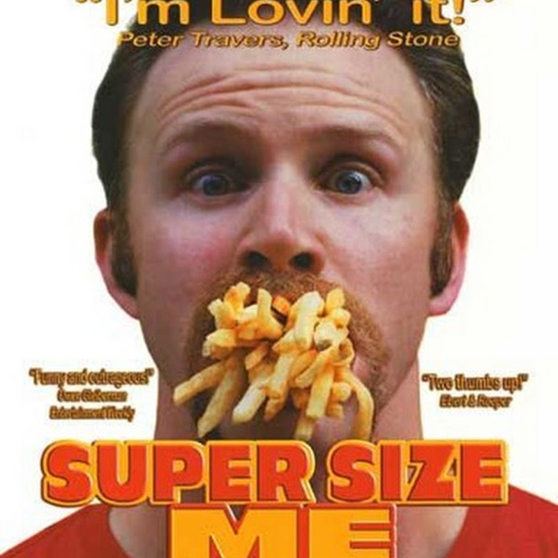 Super Size Me una ricerca stilistica e visiva eccellente per un documentario educativo di qualità.
